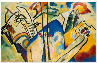 Kandinsky Composition IV 1911